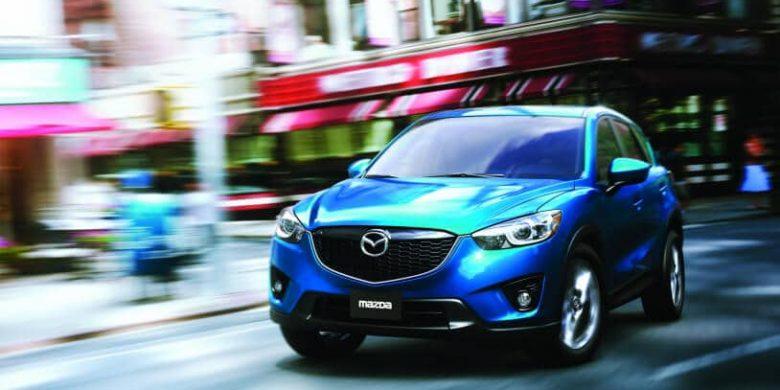 Mazda CX-5 2014 : un nouveau moteur de 2,5 litres