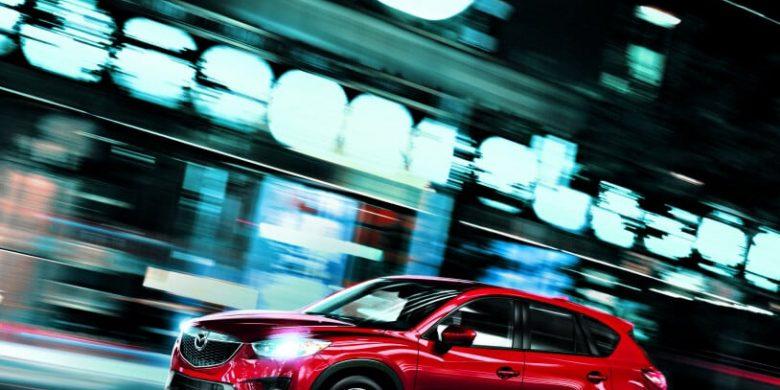 Mazda CX-5 2013-nouveau créneau, les VUS