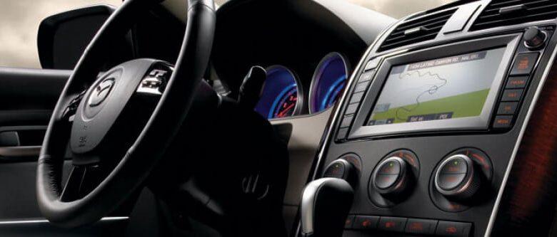 Mazda CX-9 GT-Vue intérieur