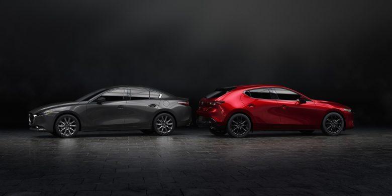 Mazda3 2019 chez Laurier Mazda