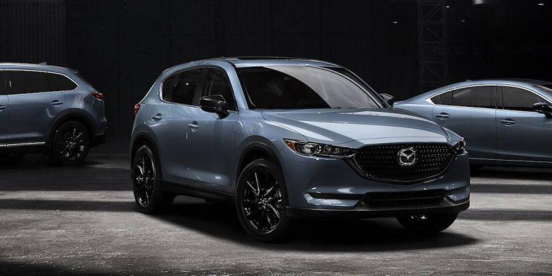 Extérieur du Mazda CX-5 2021 | Laurier Mazda