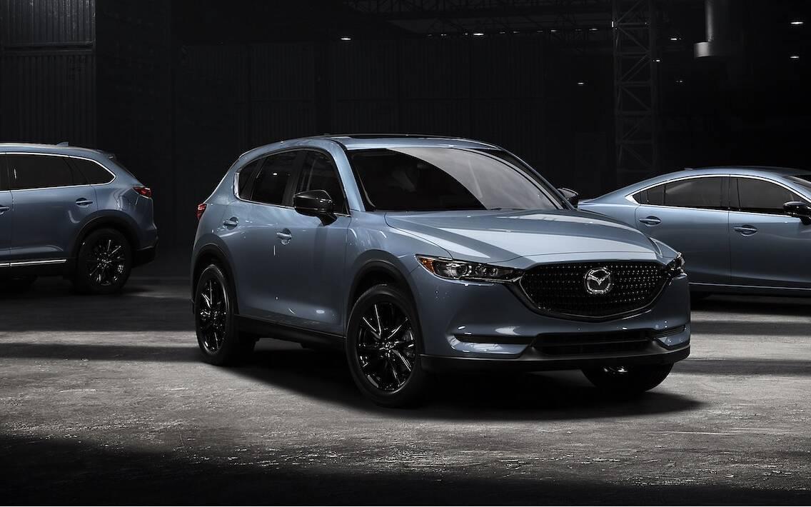 Extérieur du Mazda CX-5 2021   Laurier Mazda