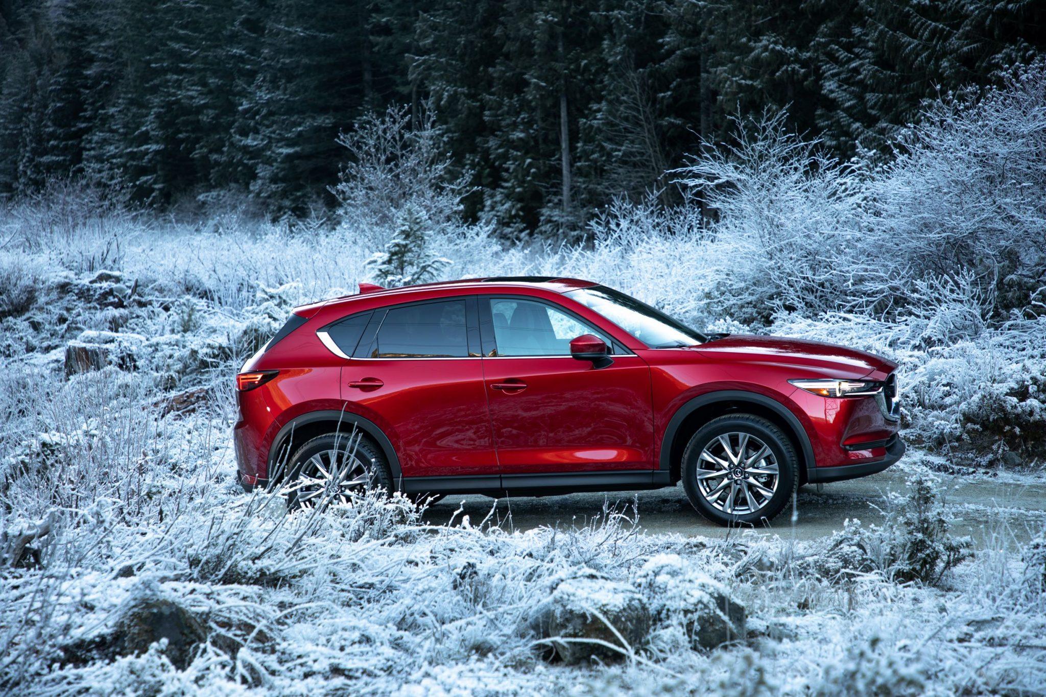Volkswagen Tiguan 2019 vs Mazda CX-5 2019 | Laurier Mazda