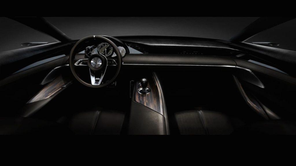 Intérieur Mazda6 2023 | Laurier Mazda