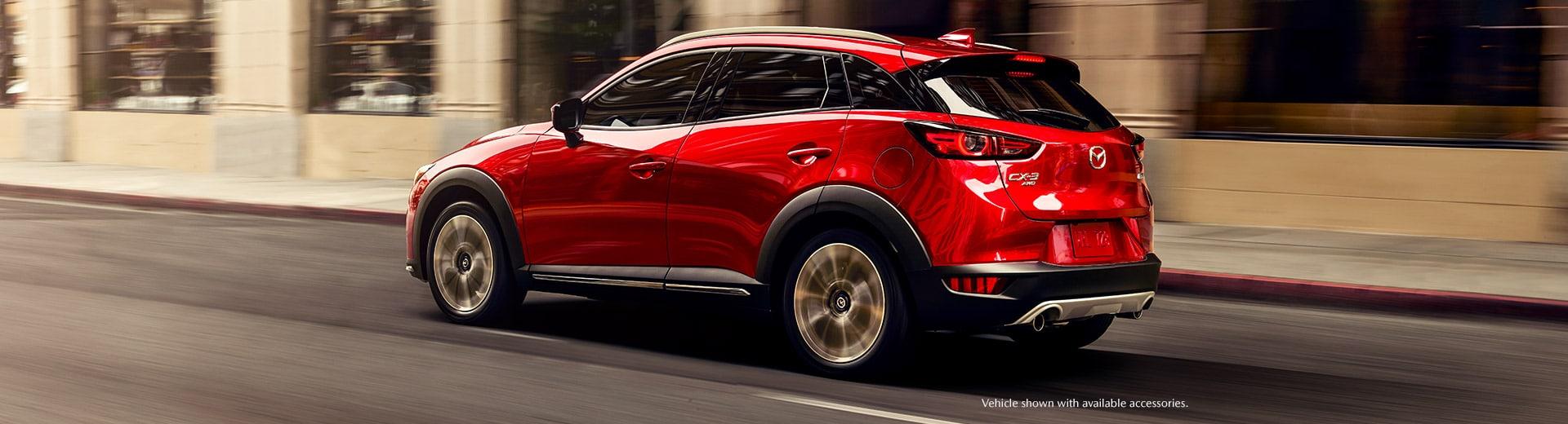 Mazda CX-3 2020 rouge