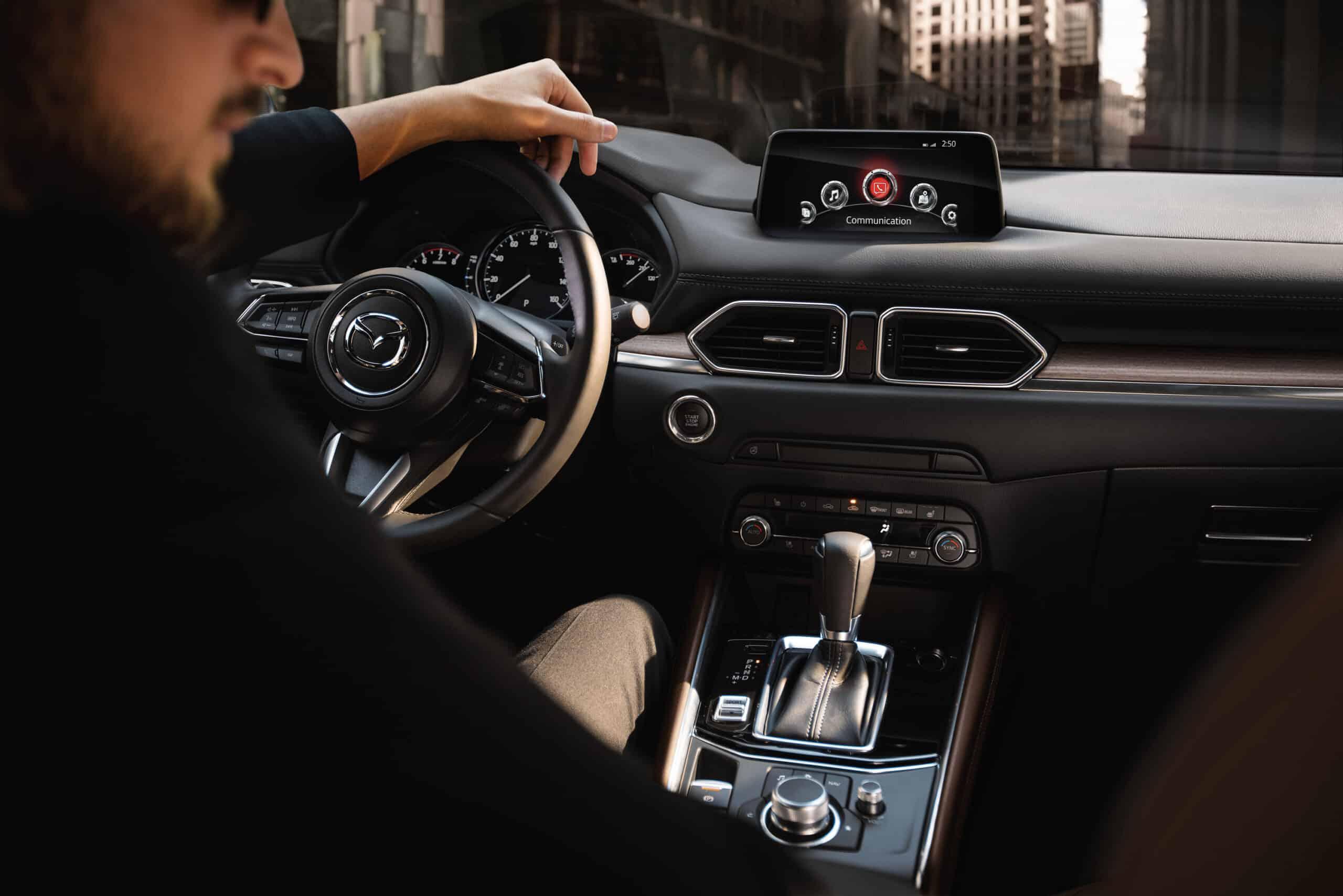 Intérieur du Mazda CX-5 2020